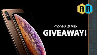 The iPhone XS Max Giveaway