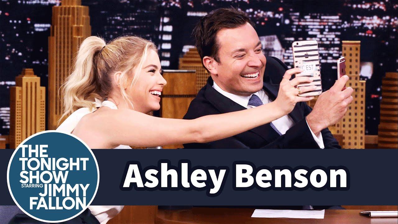 Ashley Benson and Jimmy Snapchat Simultaneously thumbnail