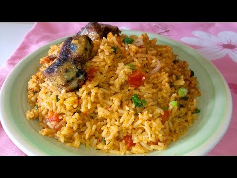 Carrot Jollof Rice Recipe: How to Make Jollof Rice with Carrot