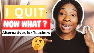 Why you need to leave TEACHING | Great Career Changes for Teachers