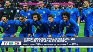В России стартует Чемпионат мира по футболу