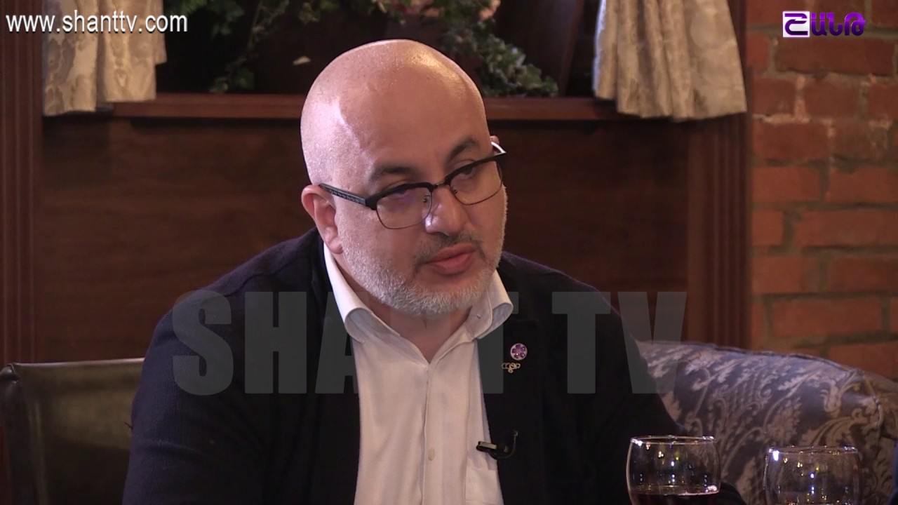 Ashxarhi hayer-Artur Sargsyan-anons