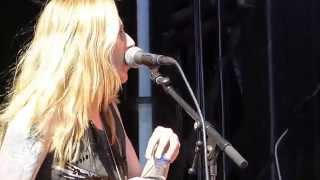 ROCK GODDESS - Two Wrongs Don't Make a Right, Sweden Rock Festival 2015