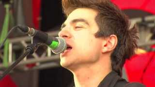 Anti-Flag Live - The Press Corpse @ Sziget 2012