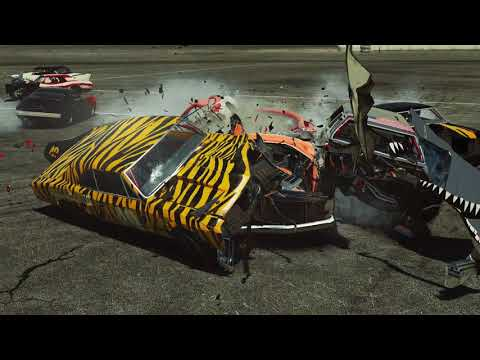 Wreckfest - Official Launch Teaser thumbnail