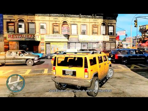 GTA IV Story Mode Real Traffic Episode 7 Ultra Realistic