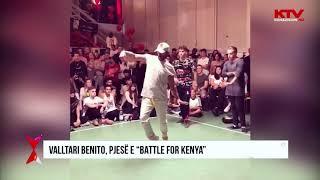 """Valltari Benito, pjese e """"Battle For Kenya"""" 28 08 2018"""