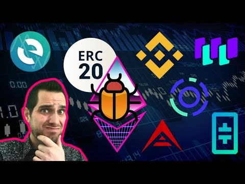 📉What's Going On?!? Critical ERC-20 Bug   Deposits Suspended! Binance Gets Sued? MEW $AION $ARK $WTC