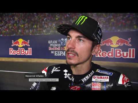 Monster Energy Yamaha on the SHARK Helmets Grand Prix de France