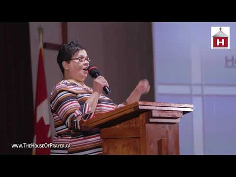 """Offer the Sacrifice of Praise"" with Pastor Jean Tracey"