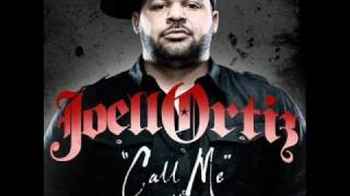 Joell Ortiz Feat. Novel - Call Me (Around The Way Girl Remix)
