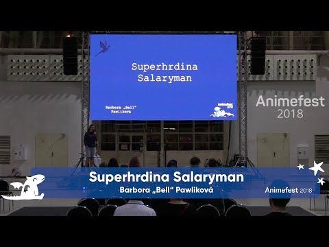 Superhrdina Salaryman
