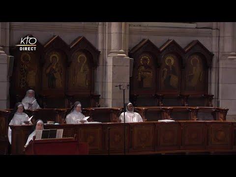 Prière du Milieu du jour du 4 mai 2021 des Bénédictines du Sacré-Coeur de Montmartre