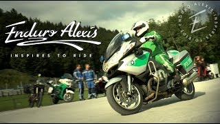 International Advanced Rider Training Day at the Salzburgring Episode 8: The German Police Forces
