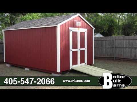 Better Built Barns Better Built Barns - Perkins, Oklahoma