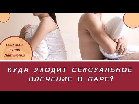 [B02] Куда уходит сексуальное влечение в паре?