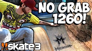 Epic Challenges: Megapark / 1260, No Glitch, No Grab! | Let's Play: EA Skate 3