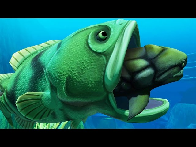 INCREDIBLE GOLIATH FISH - Feed and Grow Fish - Part 25 | Pungence