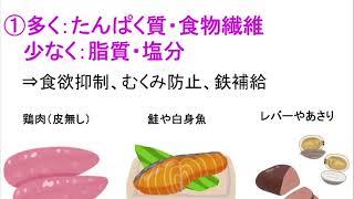 宝塚受験生のダイエット講座〜月経とうまくつきあう③食事のポイント〜のサムネイル