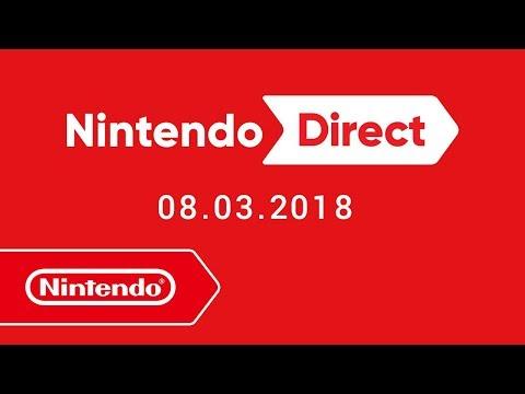 Sigue el Nintendo Direct desde aquí