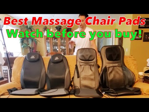 2019 BEST MASSAGE SEAT CHAIR CUSHION PADS - PRO & CONS (Which is Best for You?)