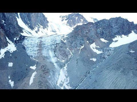 Тающие ледники Алтая
