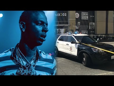 Young Dolph Gets SHOT Multiple Times in Hollywood and immediately rushed to a local hospital
