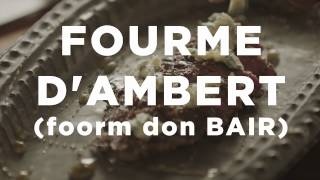 Cheese of Europe TV Campaign - Steak Fourme D'Ambert