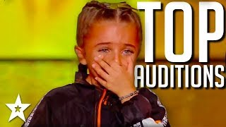 AMAZING Auditions From France | WEEK 2 | Got Talent Global