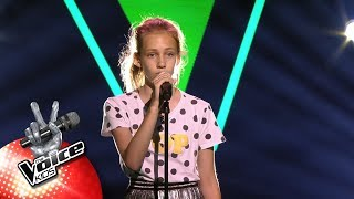 Anaïs   'Little Do You Know' | Blind Auditions | The Voice Kids | VTM