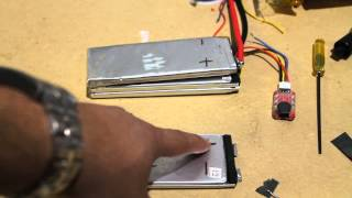How to repair a dead cell on your lipo battery
