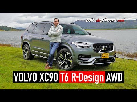 Volvo XC90 🔥 7 pasajeros en Primera Clase 🔥 Prueba - Reseña