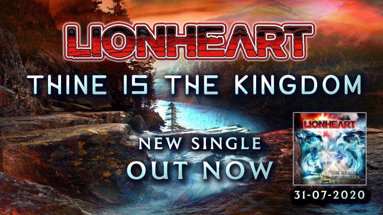 LIONHEART - Thin is the kingdom