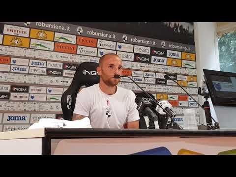 Robur Siena-Olbia 1-2: Arrigoni