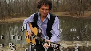 Andy Kimbel Presents  Playing Chris Smither. . .  Small Revelations... Guitar Tips