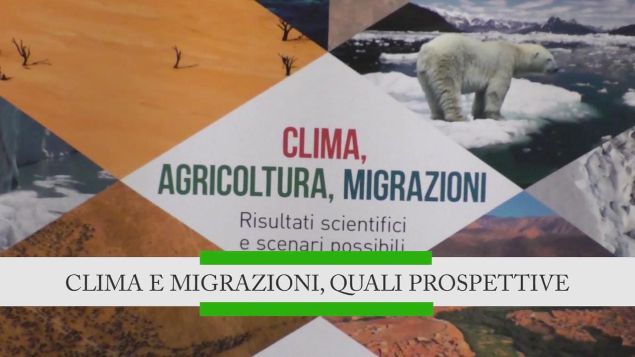 Clima e Migranti. Gentiloni interviene al convegno del Cnr