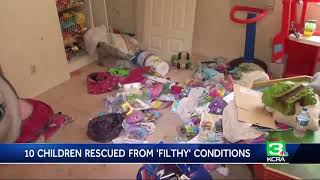 PD: 10 kids rescued from