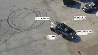RENNtech | C 63 AMG Coupe | Exhaust Clip