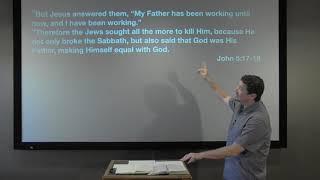 Studies in John - #34: The Fourfold Witness