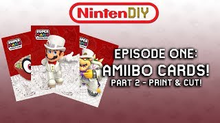 NINTENDIY: Episode Two - Print & Cut!