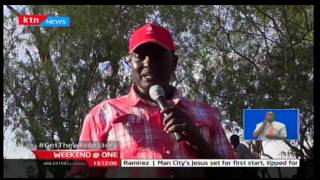 Weekend@One: KANU leaders in West Pokot blame the Jubilee government of voter anarchy due to hunger