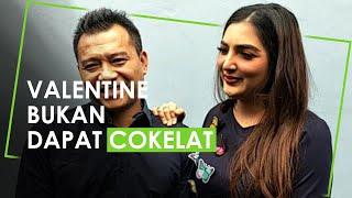 Bukan Dapat Cokelat Valentine, Anang Malah 'Paksa' Istri Makan Pinggir Jalan, Begini Reaksi Ashanty