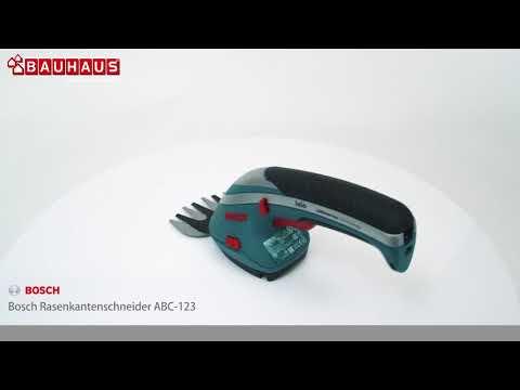 Bauhaus Bosch Rasentrimmer