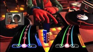 DJ Hero 2 - Major Lazer feat. VYBZ Kartel 'Pon De Floor' vs Harold Faltermeyer 'Axel F'