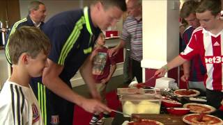 EXCLUSIVE Robert Huth and Jon Walters interviews