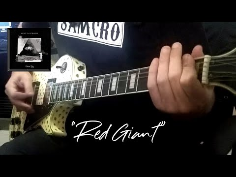 Red Giant (Alice In Chains Cover)