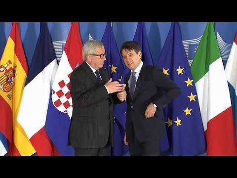 Ιταλία: Εγκρίθηκε ο επίμαχος προϋπολογισμός