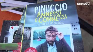 Pinuccio presenta 'Annessi e connessi: la vita ai tempi dei social'