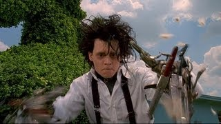 Edward Scissorhands Trailer Image