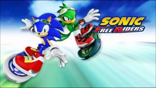 Free (Chris Madin) (Sonic Free Riders Theme)